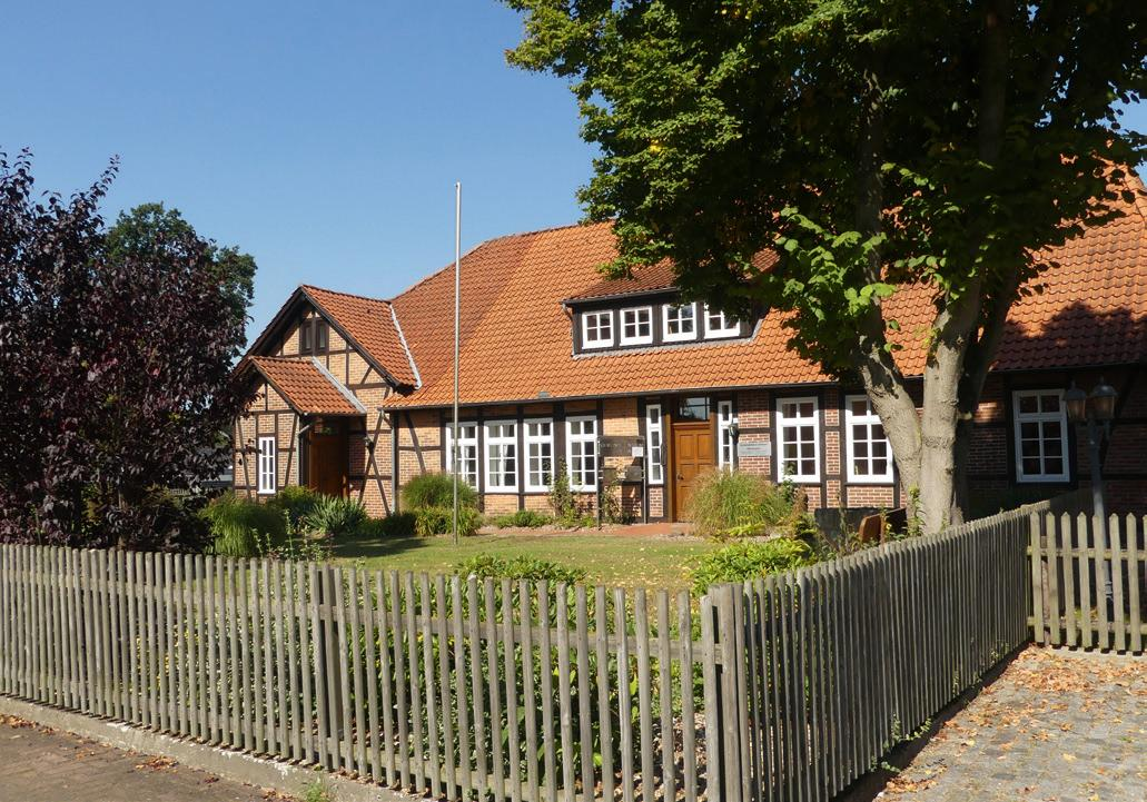 Umgestaltung des Gemeindezentrums inklusive Außengelände in Ummern. Foto: Gesa Walkhoff