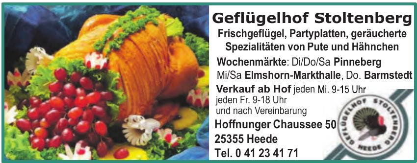 Geflügelhof Stoltenberg