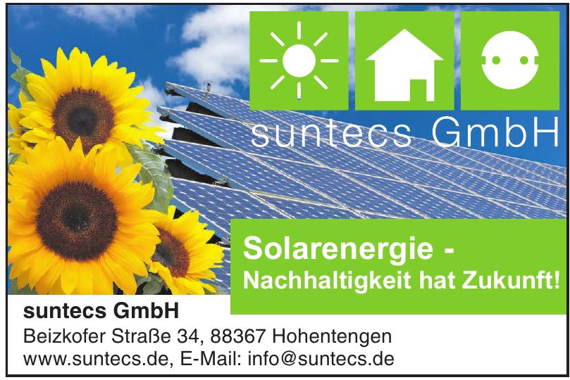 suntecs GmbH