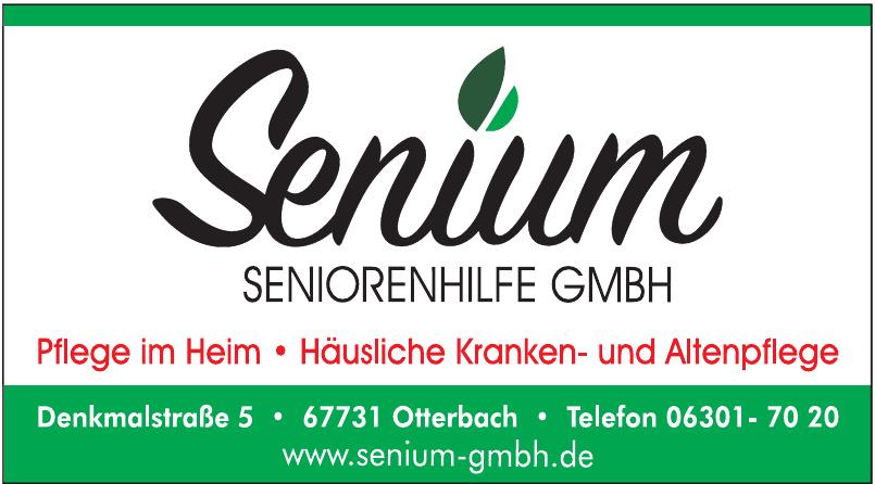 Senium Seniorenhilfe GmbH