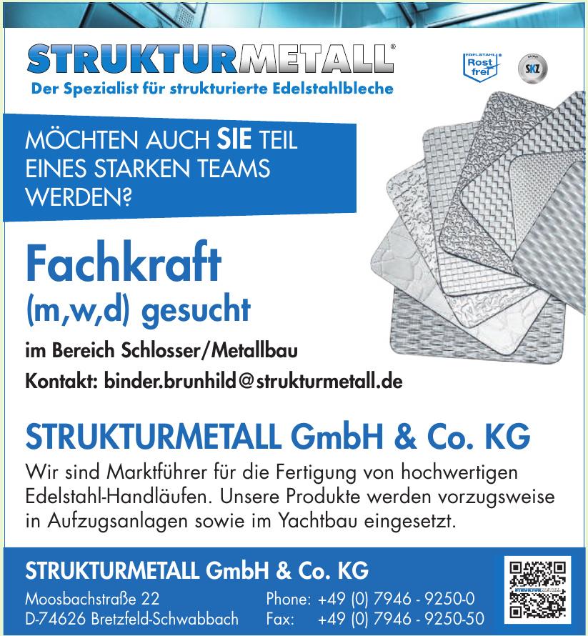 STRUKTURMETALL GmbH & Co. KG