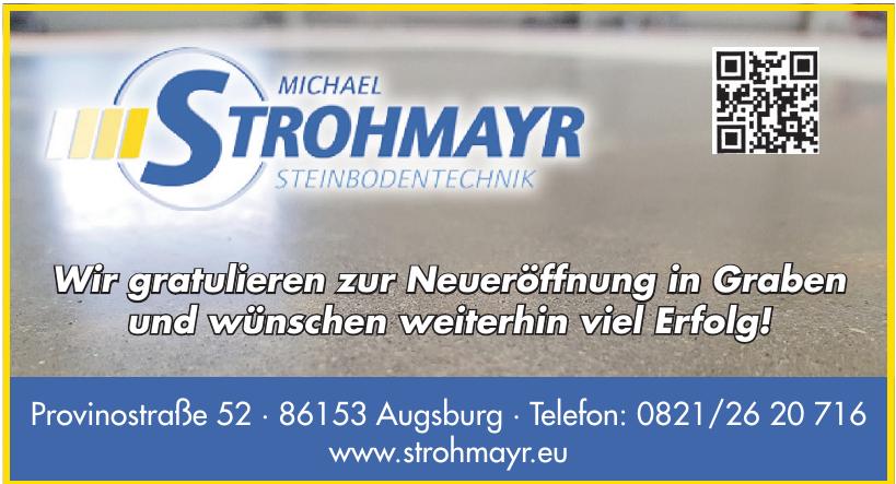 Michael Strohmayr - Steinbodentechnik