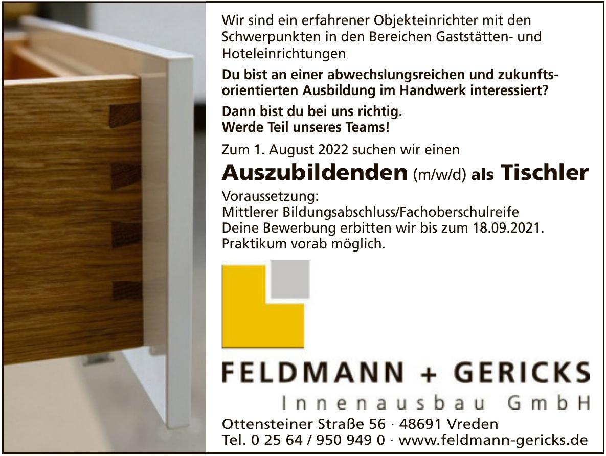 Feldmann + Gericks Innenausbau GmbH
