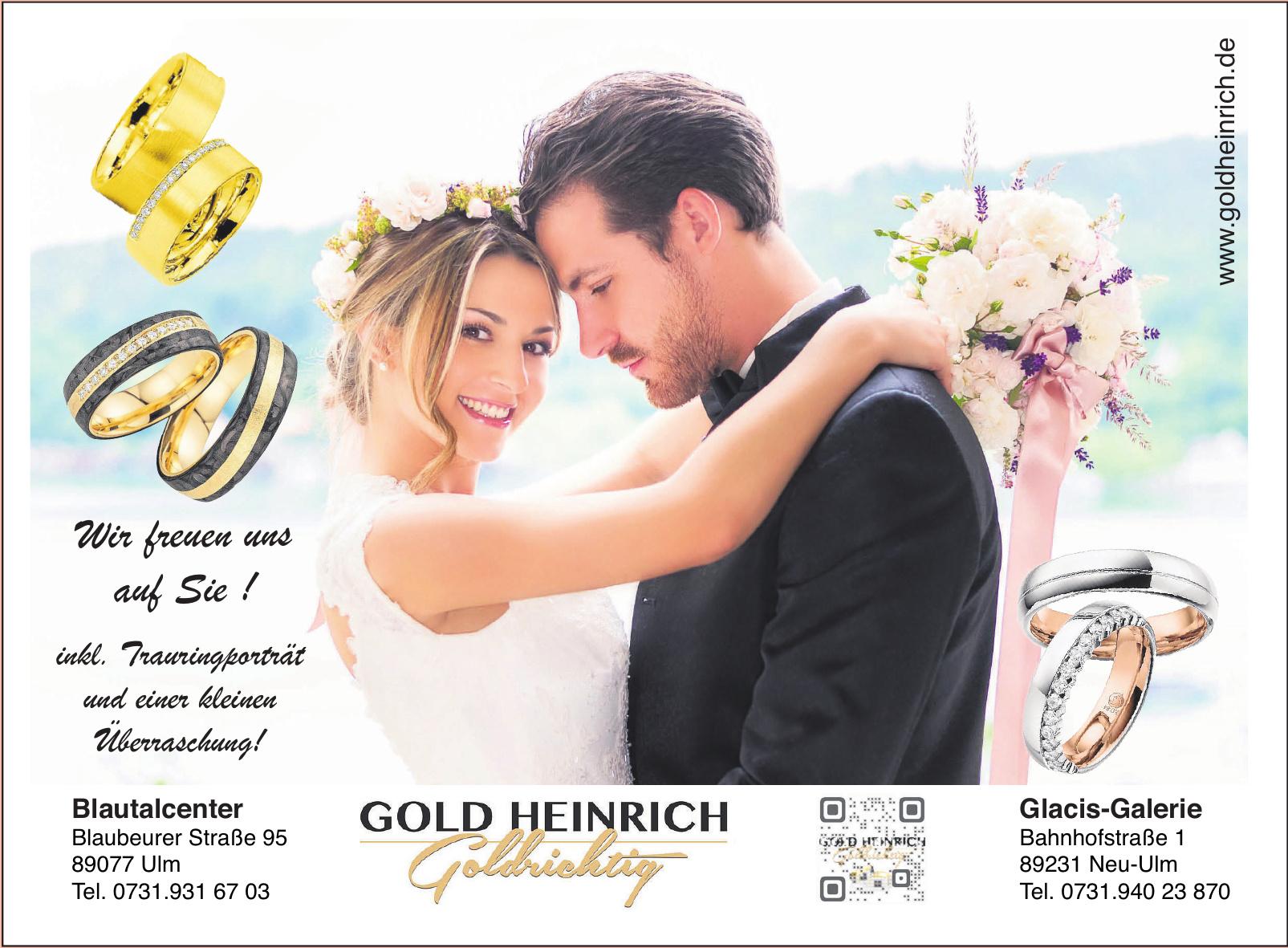 Gold Heinrich