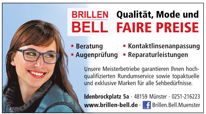 Brillen Bell