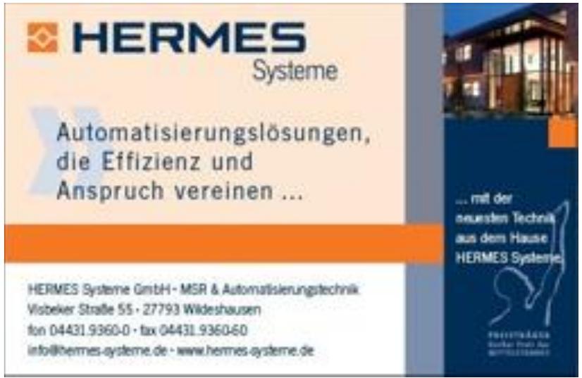 HERMES Systeme GmbH MSR & Automatisierungstechnik