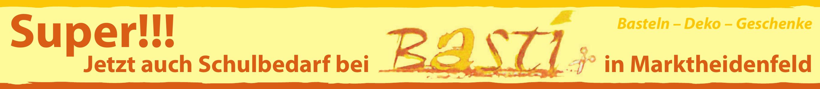 Basti erweitert Sortiment um Schulwaren Image 1