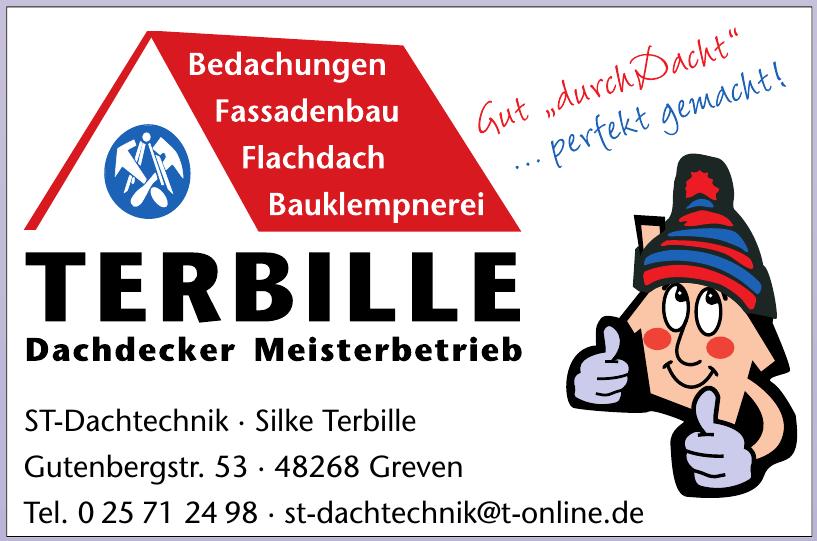 ST-Dachtechnik - Silke Terbille