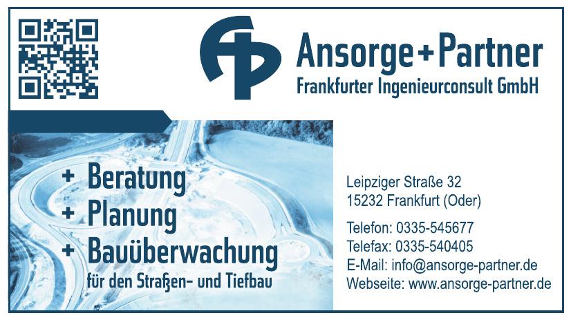 Ansorge + Partner GmbH