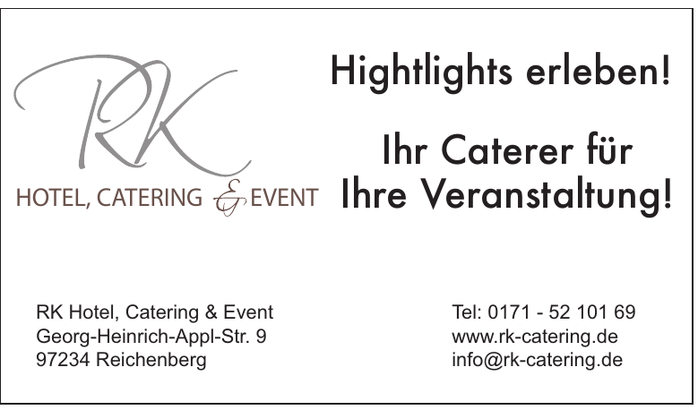 RK Hotel, Catering & Event