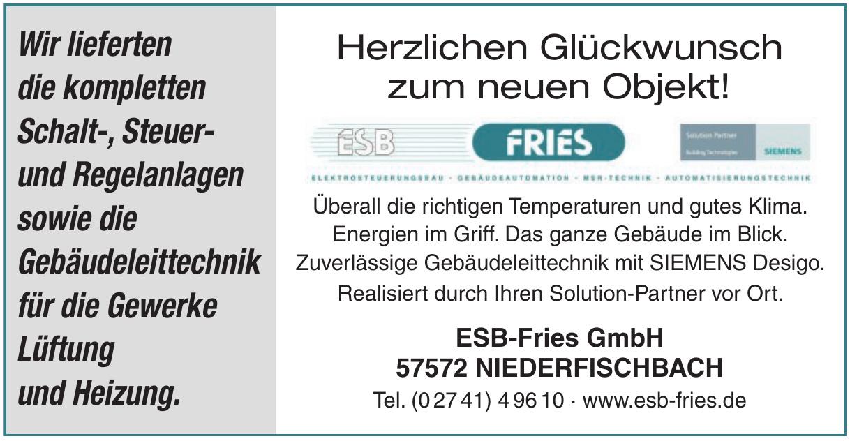 ESB-Fries GmbH