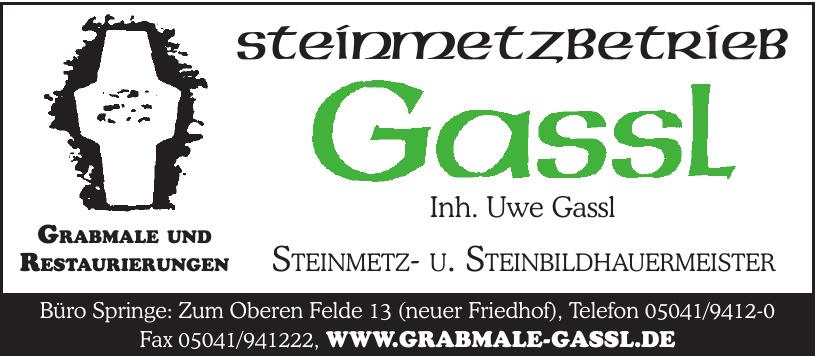 Gassl - Steinmetzbetrieb