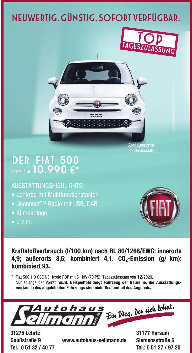 Autohaus Sellmann GmbH