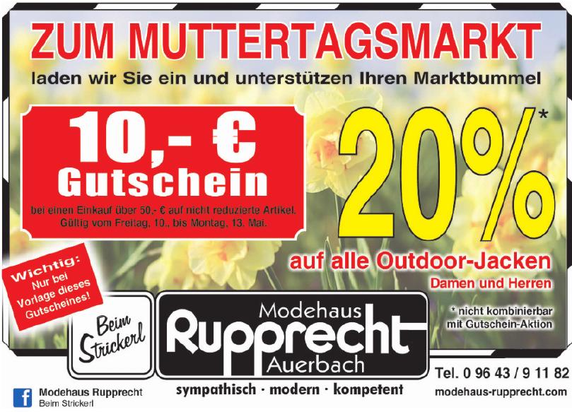 Modehaus Rupprecht Auerbach