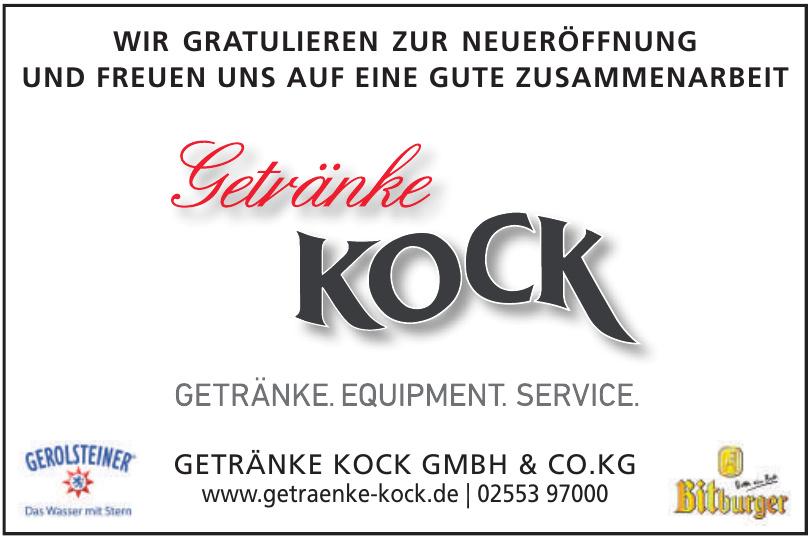 Getränke Kock GmbH & Co KG