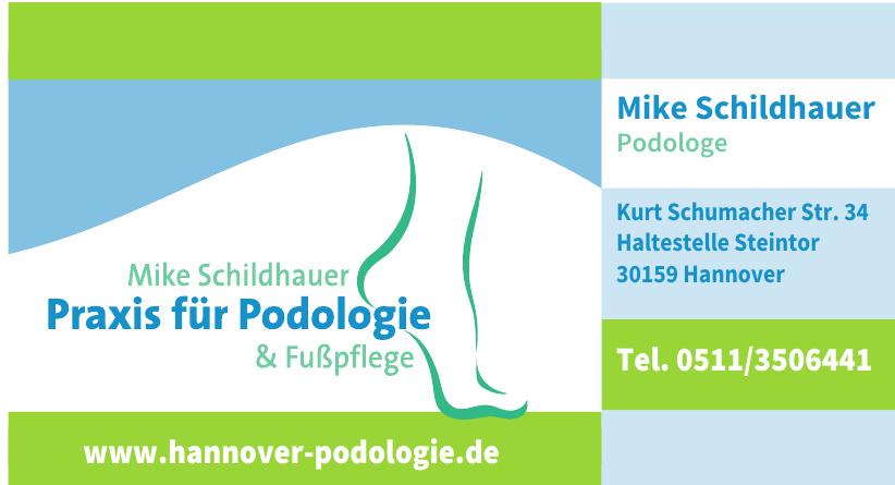 Mike Schildhauer Podologe