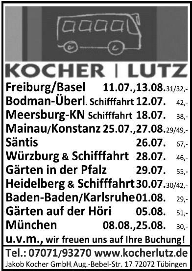 Jakob Kocher GmbH