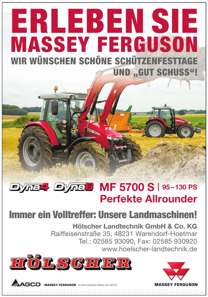 Hölscher Landtechnik GmbH & Co. KG