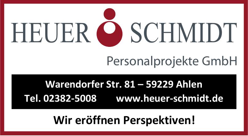 Heuer Schmidt Personalprojekte GmbH