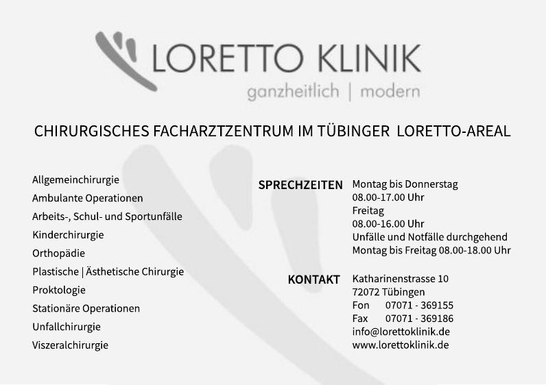 Loretto Klinik Tübingen