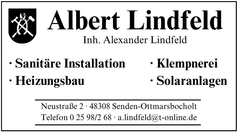 Albert Lindfeld
