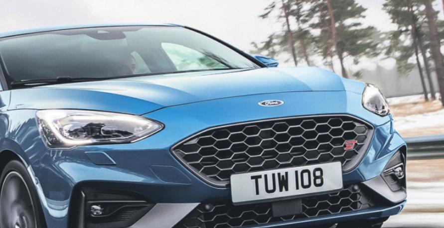 Der Focus ST reizt sportlich orientierte Kunden mit bis zu 280 PS. Fotos: Ford
