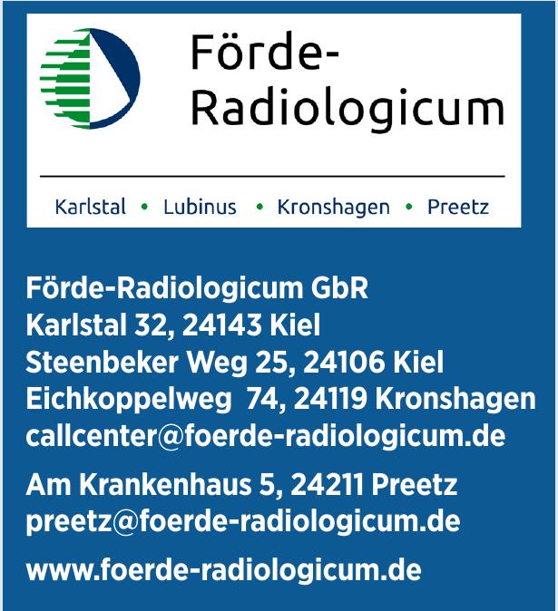 Förde-Radiologicum GbR