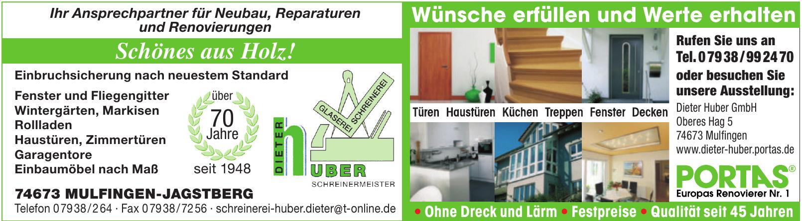 Dieter Huber GmbH Schreinerei