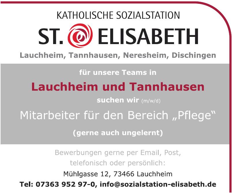 Katholische Sozialstation St. Elisabeth