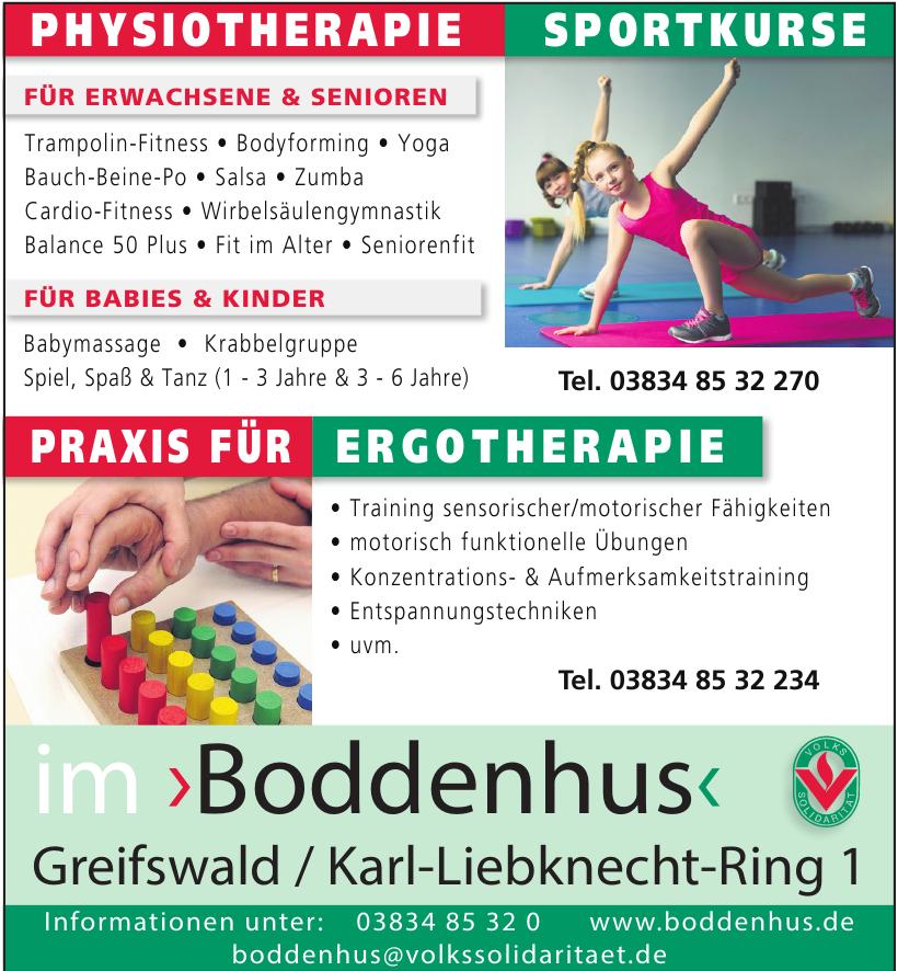 Boddenhus