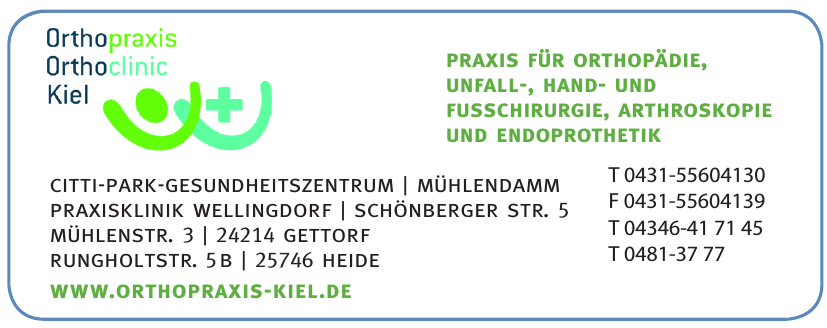 Orthopraxis Kiel