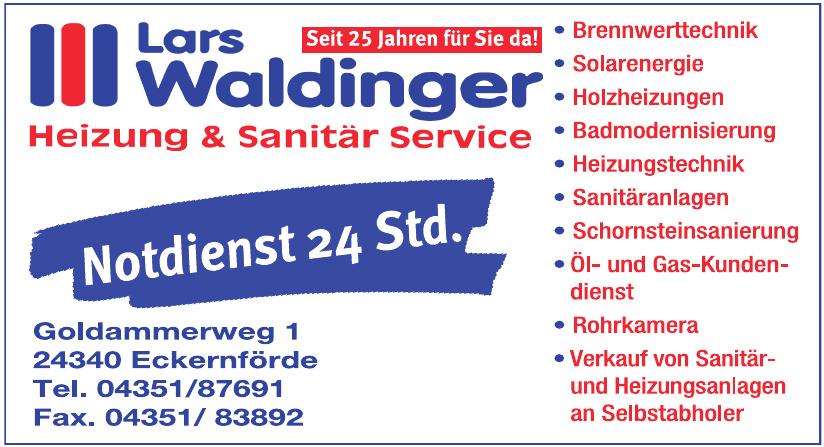 Lars Waldinger Heizung & Sanitär Service