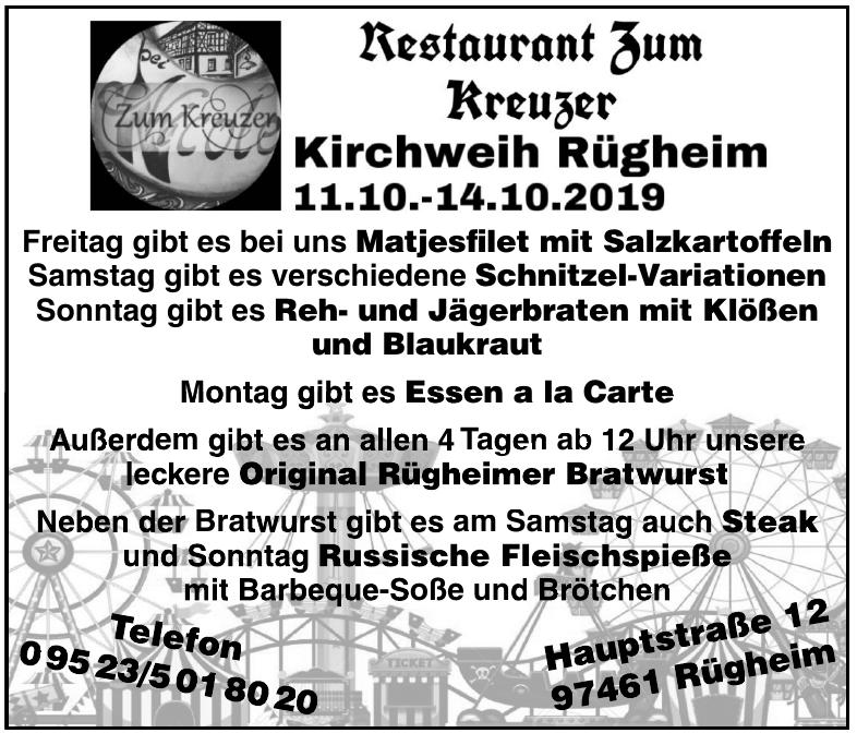 Restaurant Zum Kreuzer