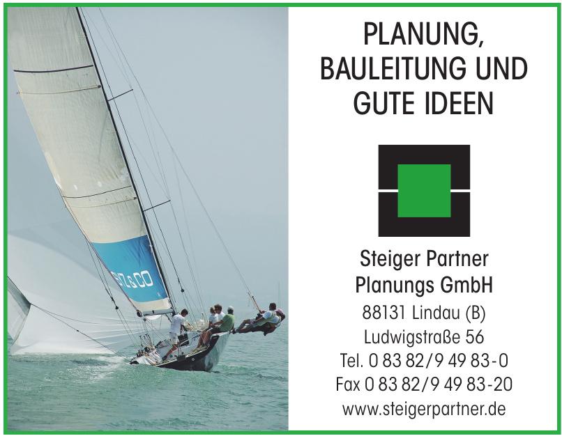 Steiger Partner Planungs GmbH