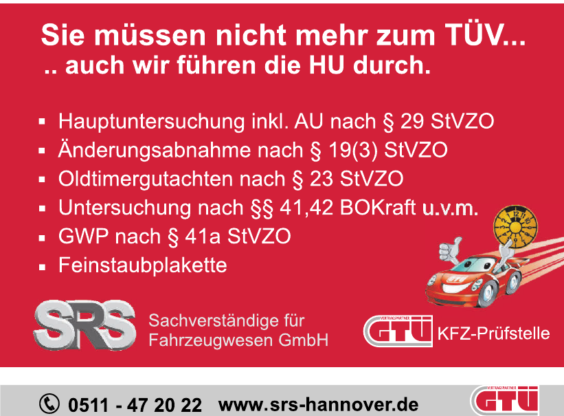 SRS Fahrzeugwesen GmbH
