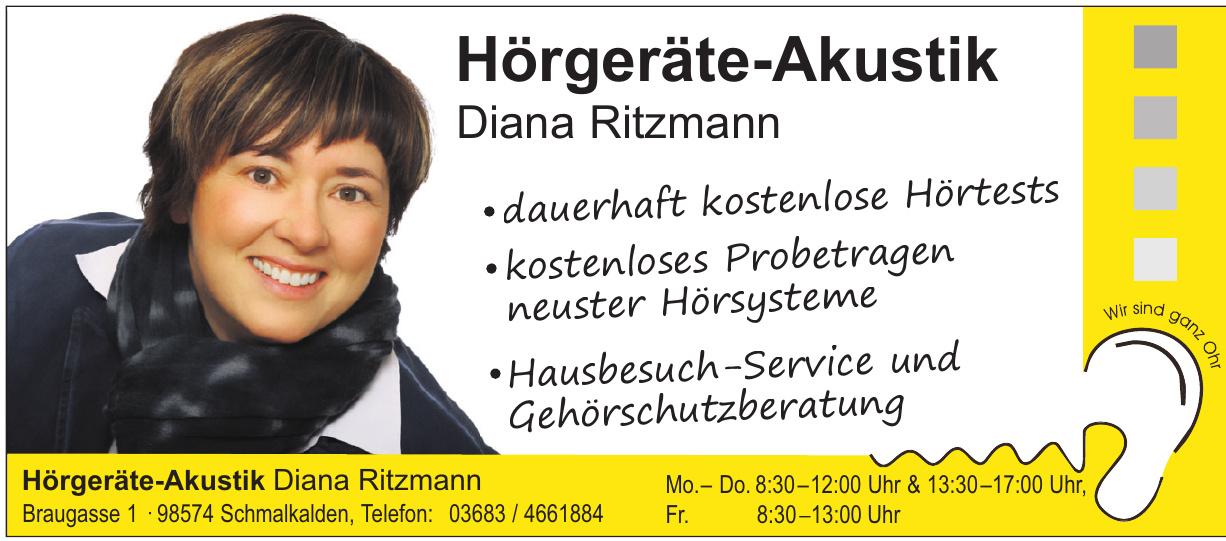 Hörgeräte-Akustik Diana Ritzmann