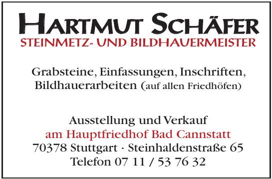 Hartmut Schäfer Steinmetz- und Bildhauermeister