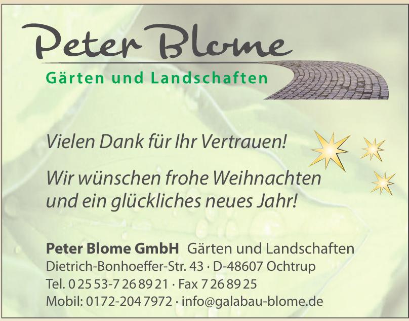 Peter Blome GmbH