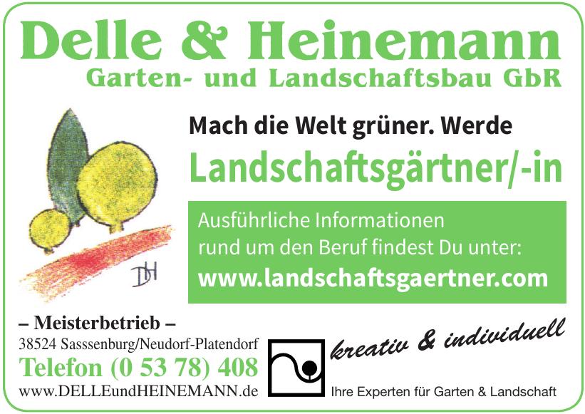 Delle & Hinemann Garten- und Landschaftsbau GbR