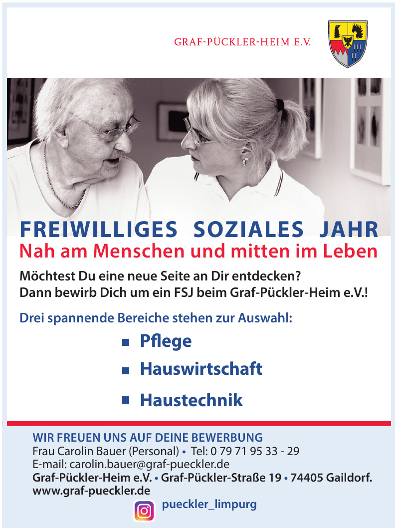 Graf-Pückler-Heim e.V.