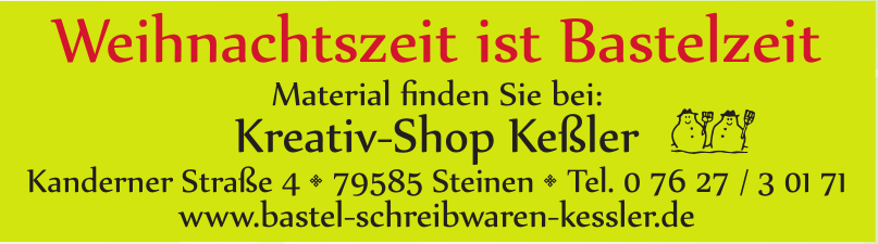 Kreativ-Shop Keßler