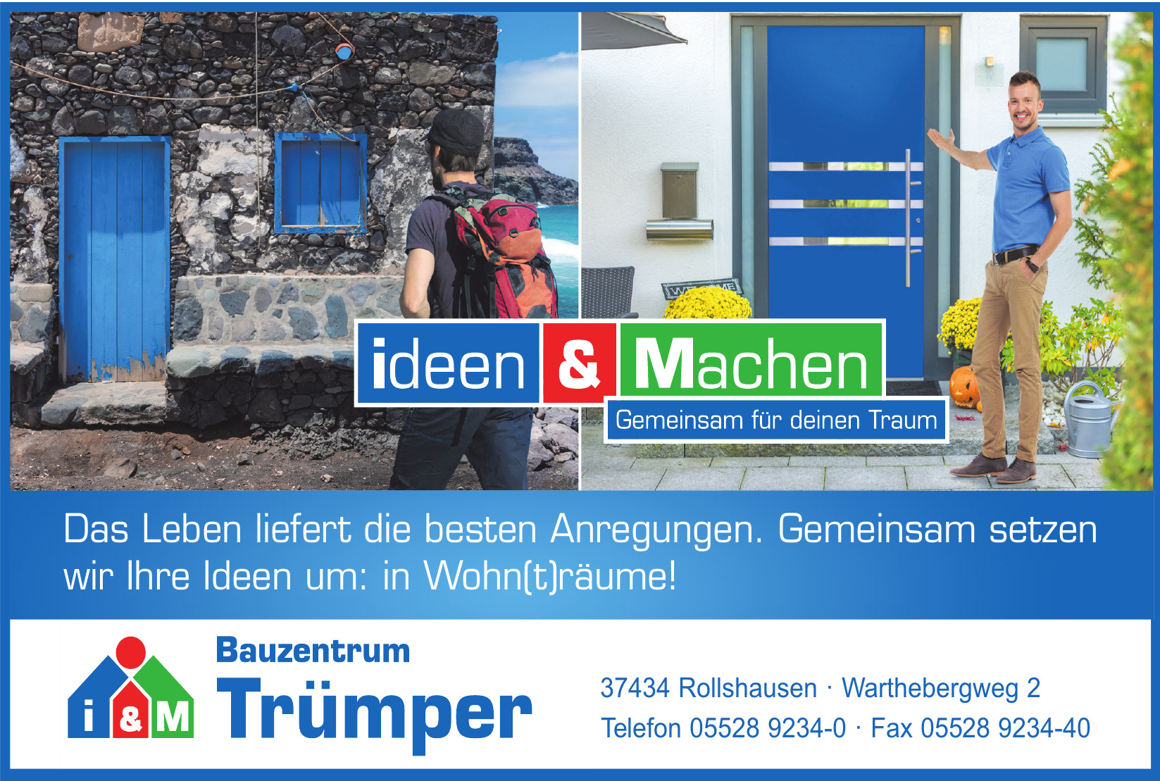 Bauzentrum Trümper
