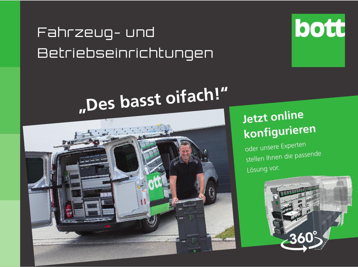bott Fahrzeug- und Betriebseinrichtungen