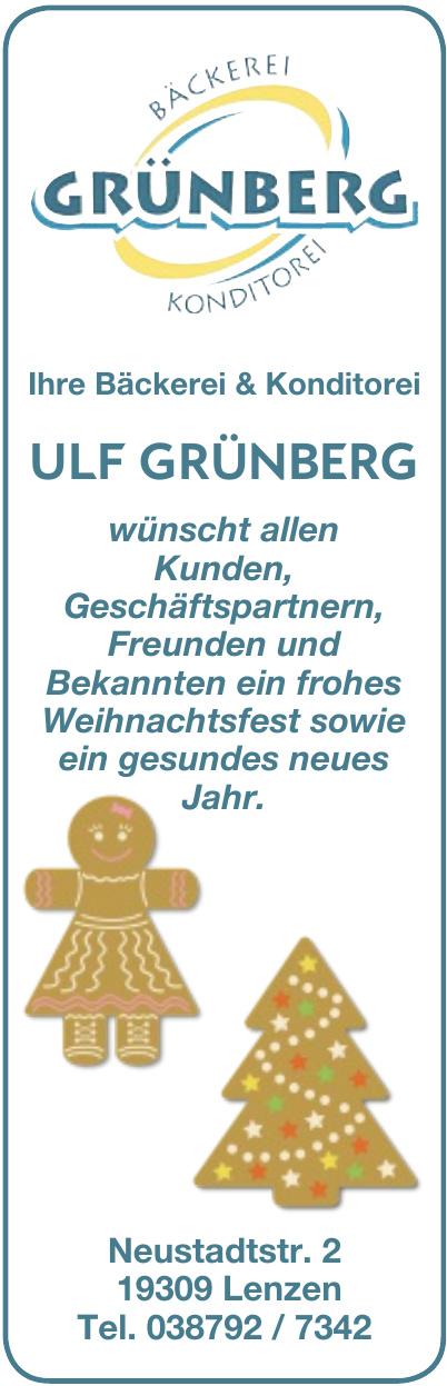 Bäckerei Grünberg Konditorei