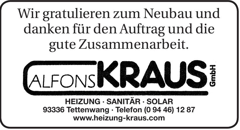 Alfons Kraus GmbH