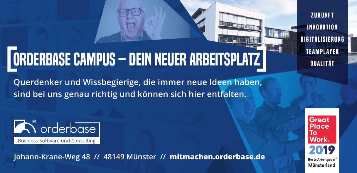 Orderbase Campus