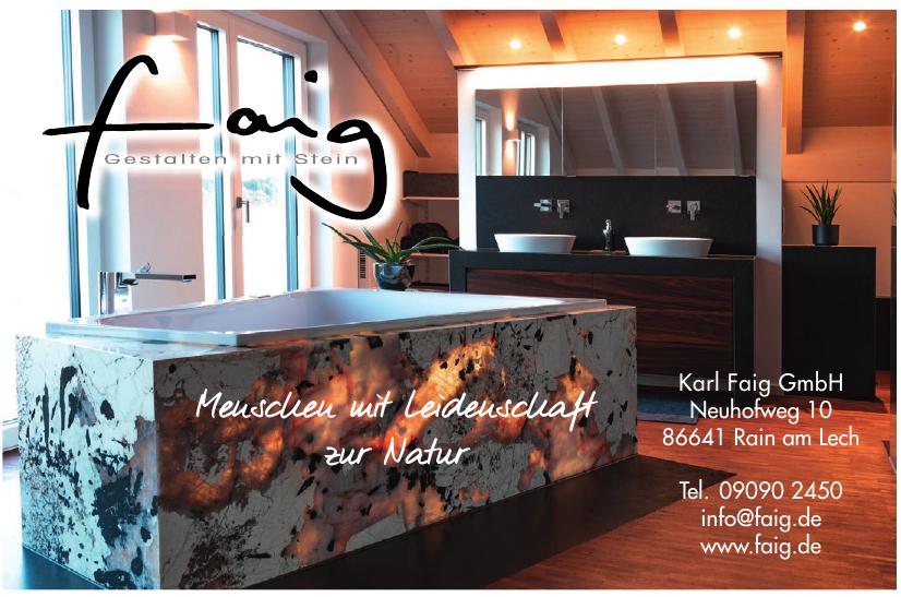 Karl Faig GmbH