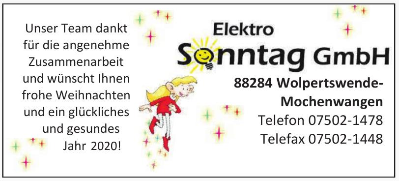 Elektro Sonntag GmbH