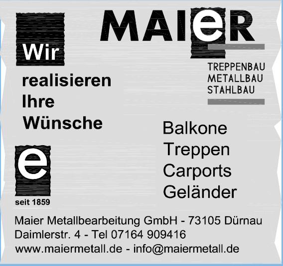 Maler Metallberabeitung GmbH