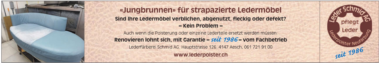 Lederfärberei Schmid AG